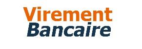 Logo paiement virement bancaire