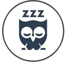 Logo theme sommeil