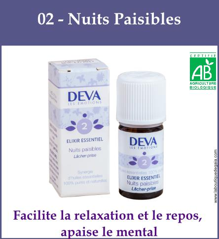 nuits paisibles