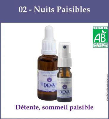 02 - Nuits Paisibles