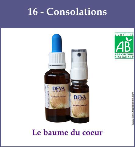 16 consolations