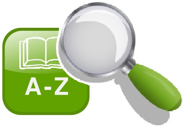 A to z index 1