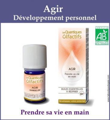 Agir - Développement personnel