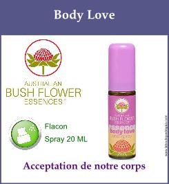 Body love spray