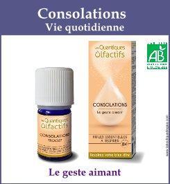 quantique olfactif consolations