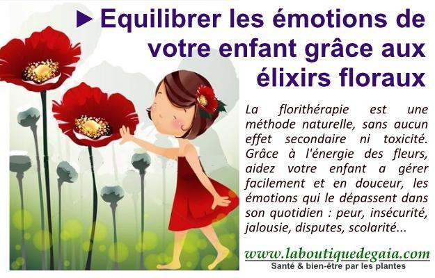 Equilibrer les emotions de votre enfant