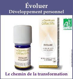 quantique olfactif evoluer