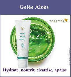 gelee aloes forever