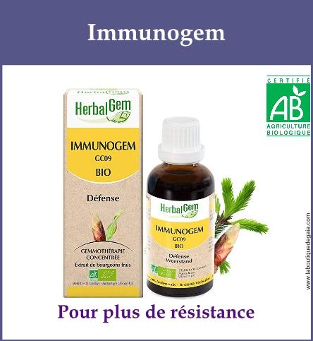 Gemmo immunogem