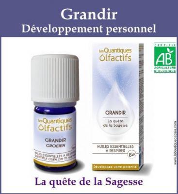 Grandir - Développement personnel