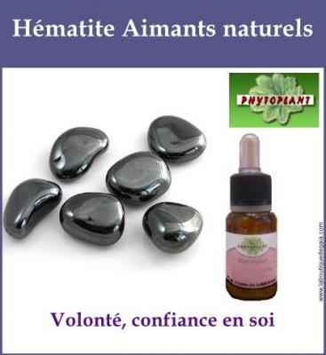 Hématite Aimant naturels