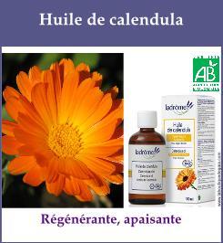 huile calendula