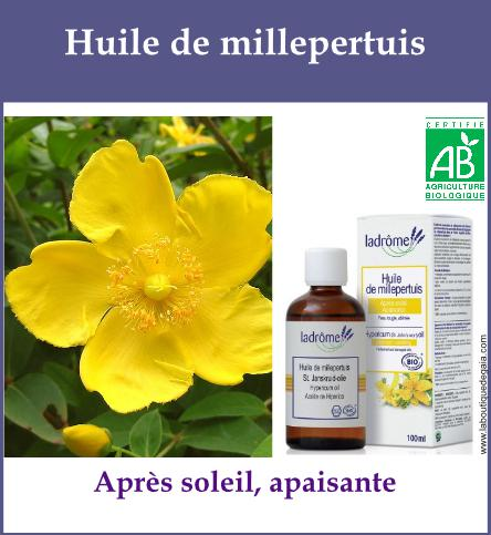 Huile millepertuis