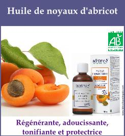 huile noyau d abricot