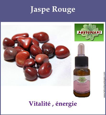elixir mineral jaspe rouge