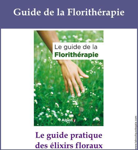 Le guide de la Florithérapie