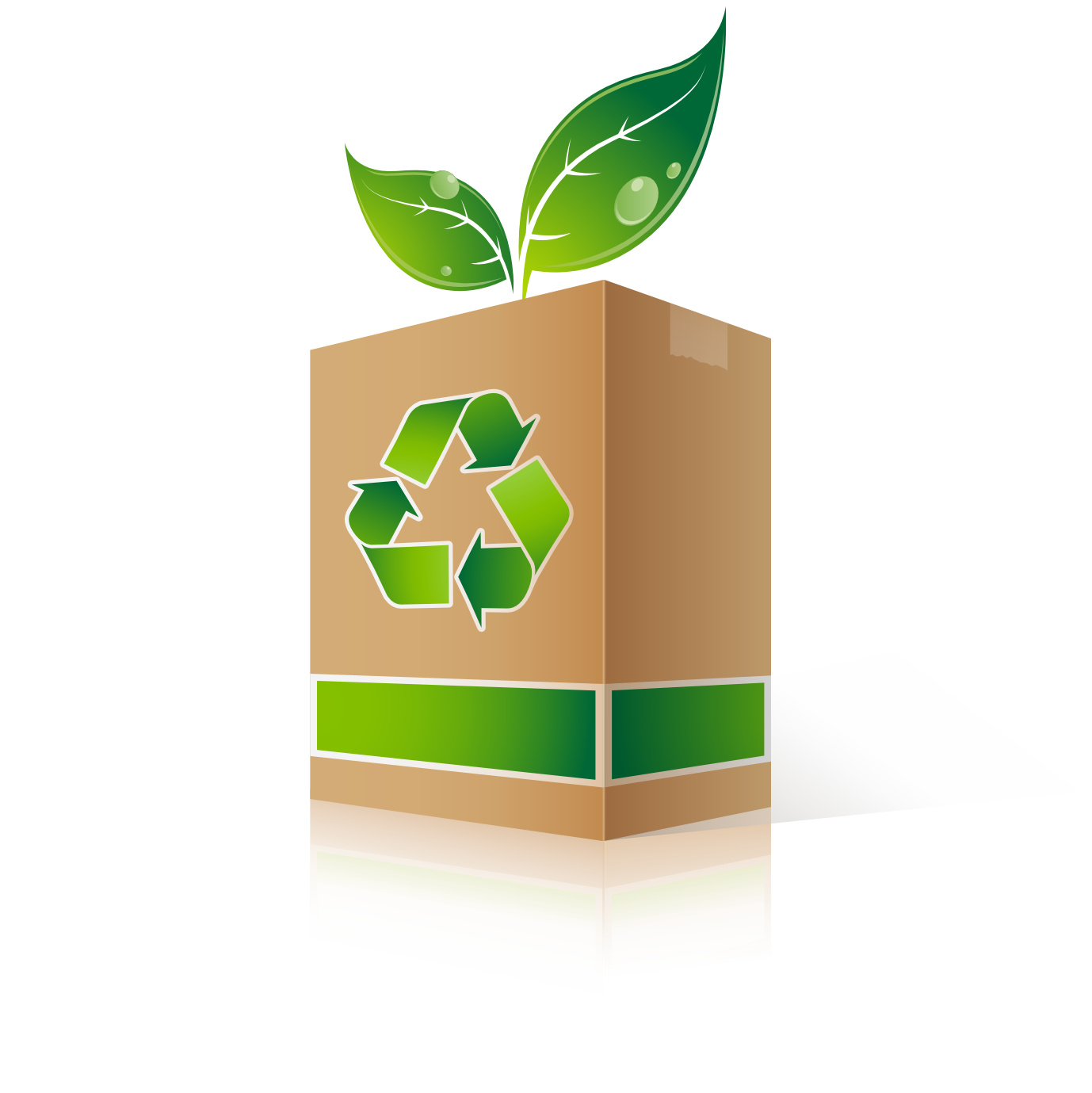 Logo emballage recycle 1