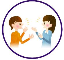 Logo theme communication