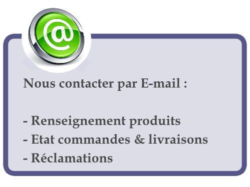 Menu contact email