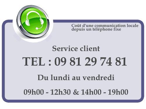 Menu contact sce client