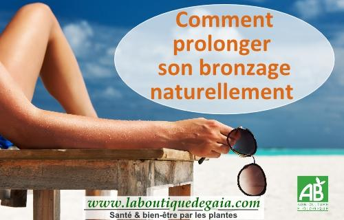 Post comment prolonger son bronzage naturellement page001
