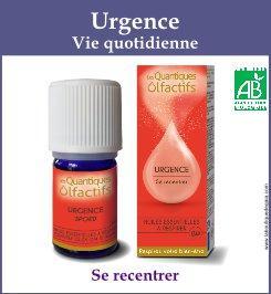 quantique olfactif urgence
